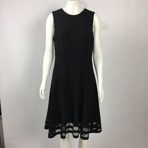 WHBM | Fit & Flare Dress | Size 6 | Y
